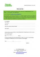 Modele procuration AG 17