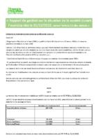 Rapport de gestion 2019 volet financier