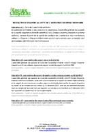 Resolutions Assemblée Générale 2020